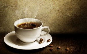 Fresh ground coffee for business events