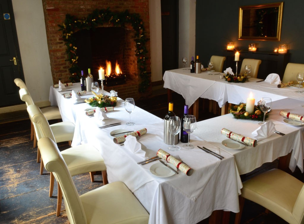 White Horse and Griffin Whitby - Christmas and New Year Venue with Open Log Fire