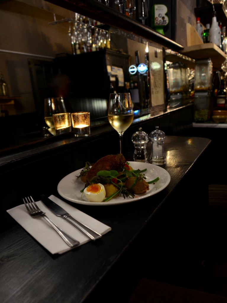 Food and Drink - White Horse and Griffin Whitby