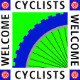 Cyclists Welcome Logo